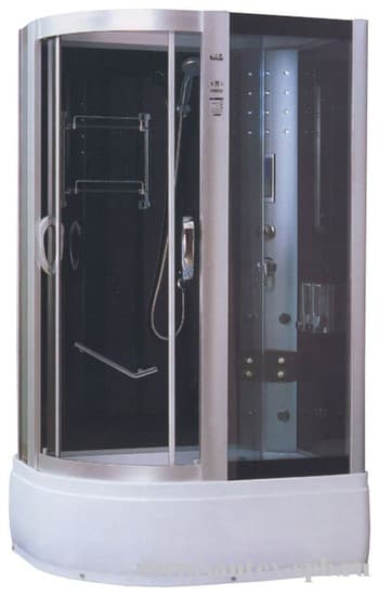 душевая кабина oporto shower 8410 lux
