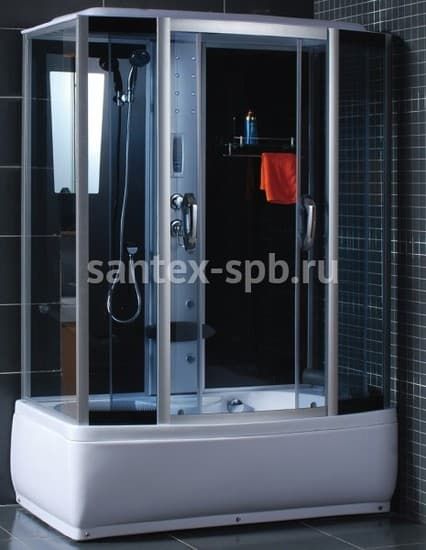 душевая кабина oporto shower 8413 lux